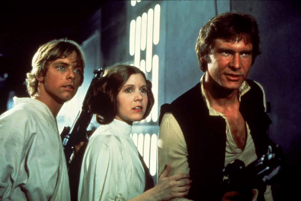 「スター・ウォーズ エピソード4/新たなる希望」 TM &©2016 Lucasfilm Ltd. All rights reserved.