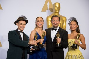 88th Oscars®, Academy Awards, Press Rooms