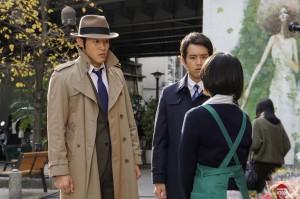 『連続ドラマW 銭形警部 漆黒の犯罪ファイル』
